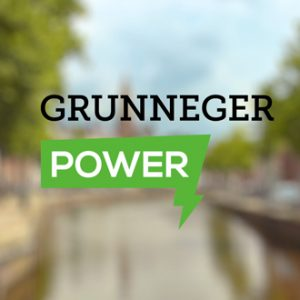 Grunneger power vierkant