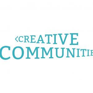 Logo Creative Communities