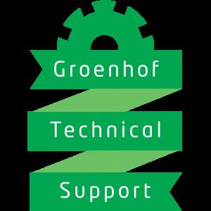 Logo GTS vierkant