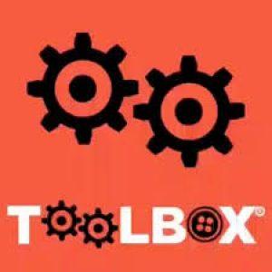 toolbox vierkant